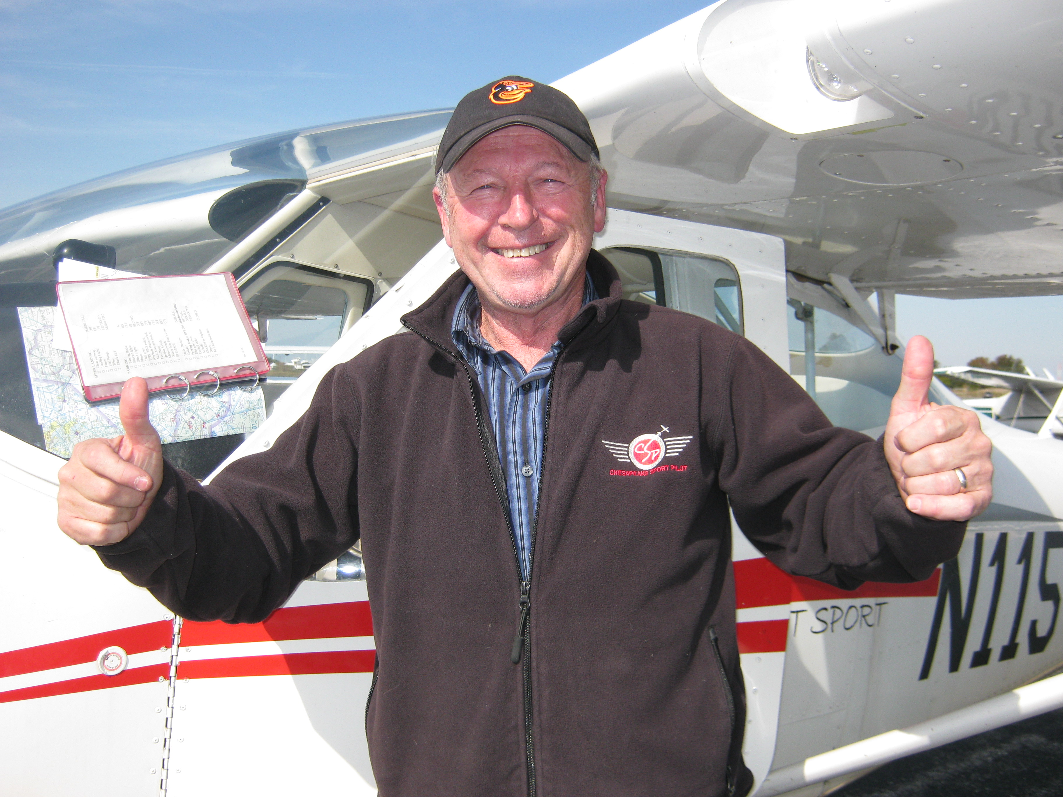 Which Rating Chesapeake Sport Pilot