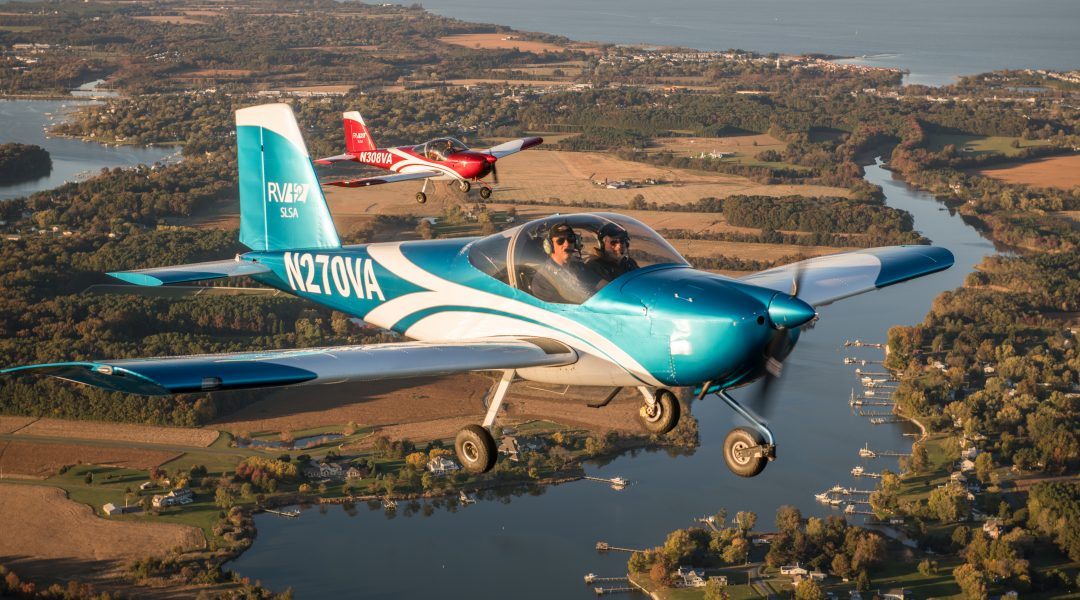 Sport and Private Pilot Training - Chesapeake Sport Pilot